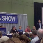 Sitting in on the Mobile Restaurants education session at the 2010 NRA Show