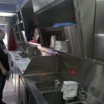 Inside the LudoBites food truck